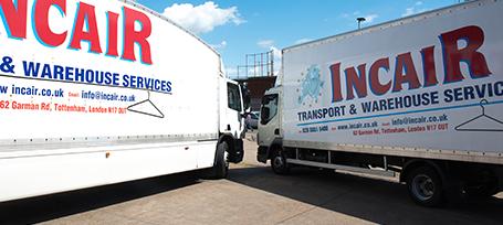 Incair - Transport